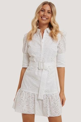 White Robe Mini