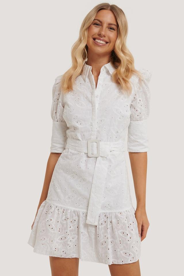 Robe Mini White
