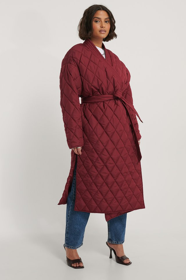 Red Wine Manteau