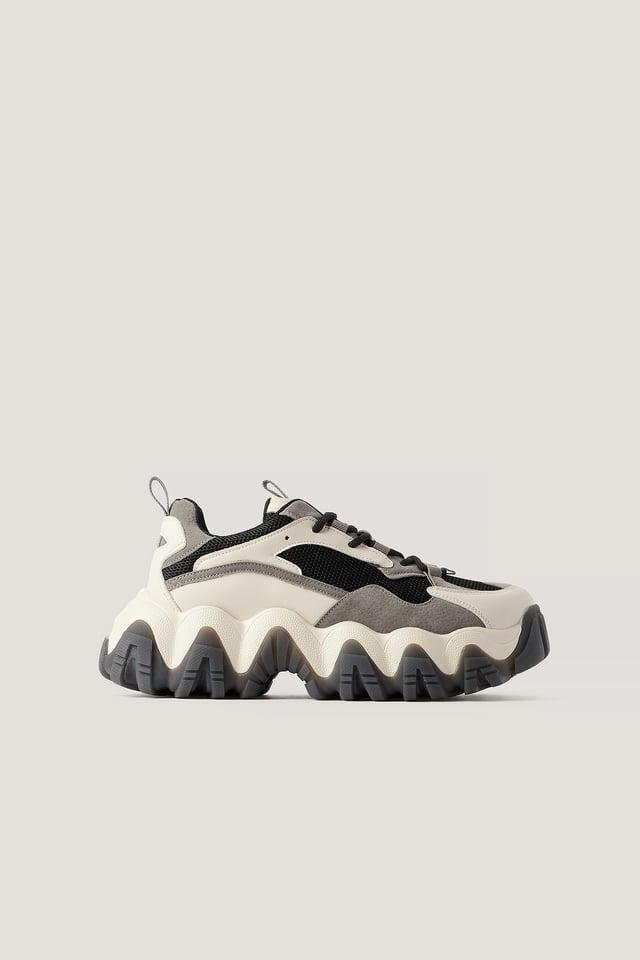Baskets Chunky Arrondies Grey