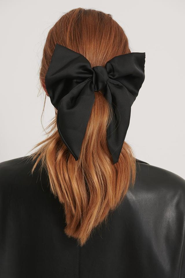 Pince À Cheveux Black