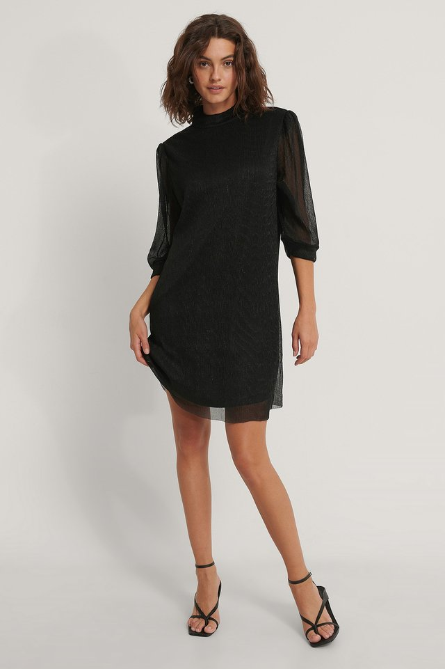 Robe Mini Black