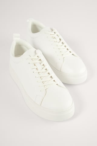 White Baskets