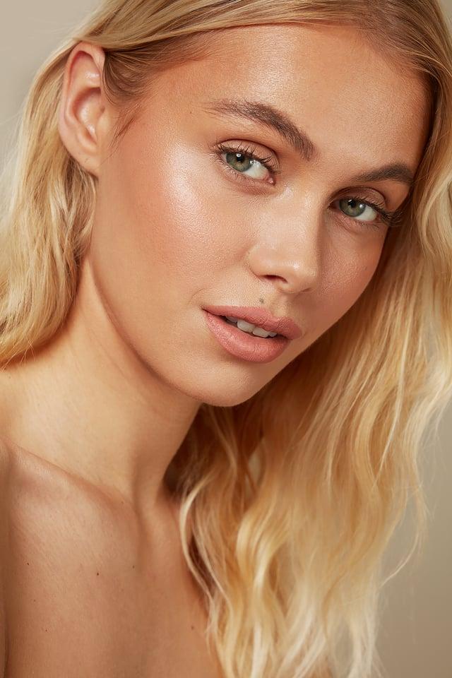 Soft Beige Matte Lipstick