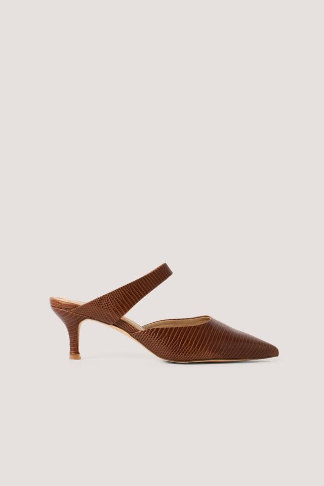 Brown Sandales