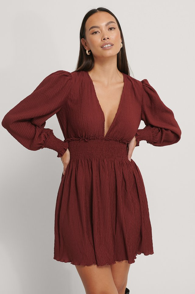 Robe Mini Red