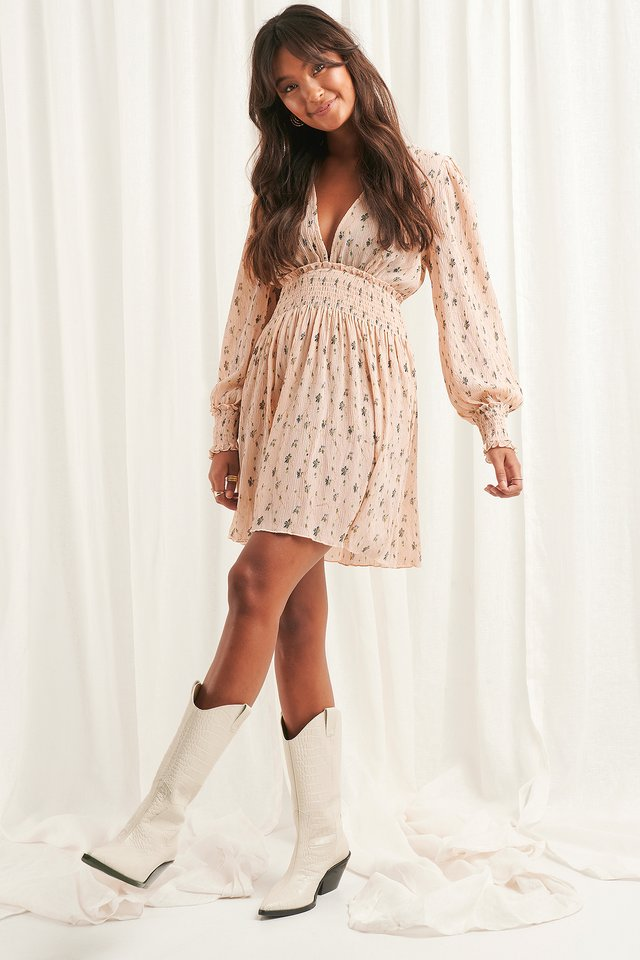 Robe Mini Dusty Pink