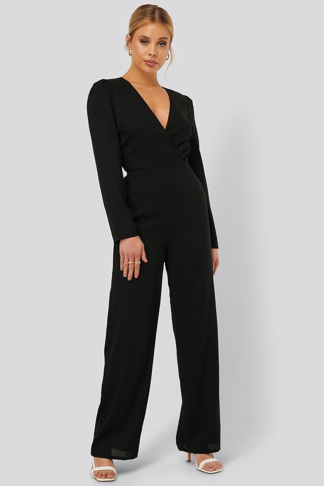 Combinaison Pantalon Black
