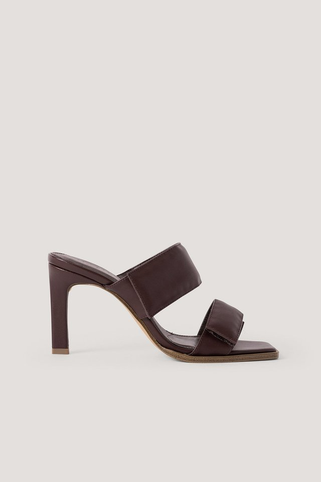 Brown Mules