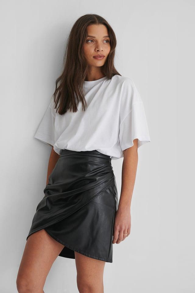 Tee-Shirt Oversize White