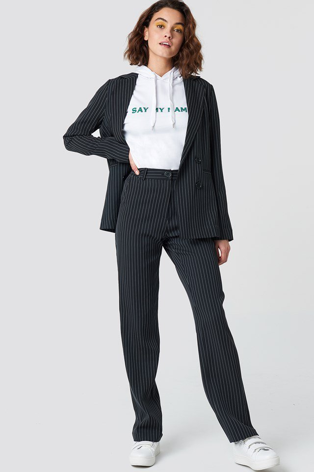 Casual Suit Outfit