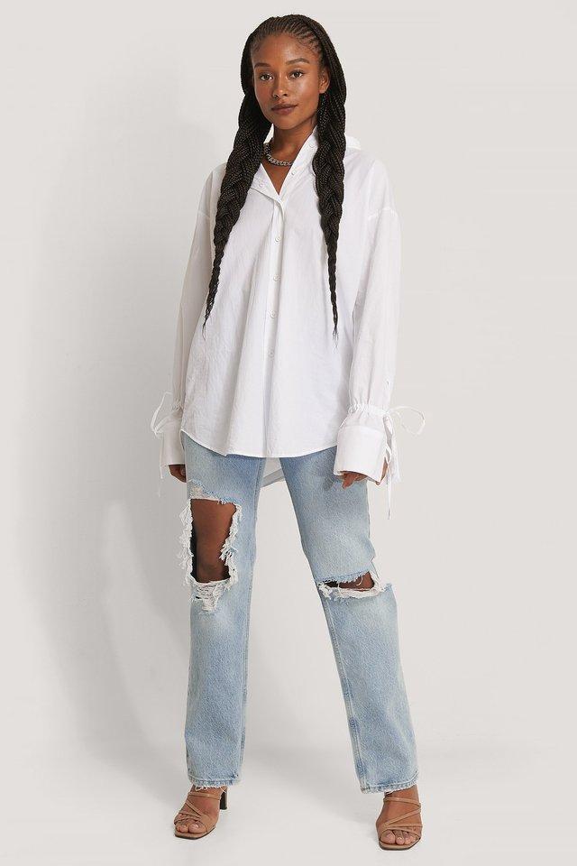 Brokens Jeans