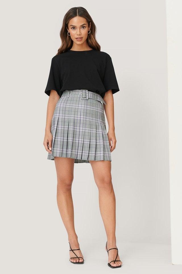 Black Tee-Shirt Basique