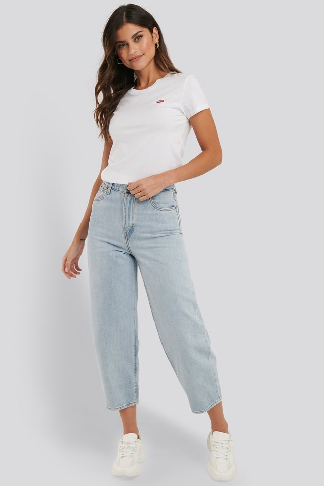 Perfect Tee Small Batwing Outfit.