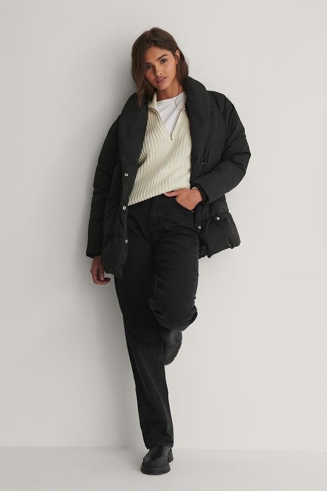 Kenya Jacket Black.