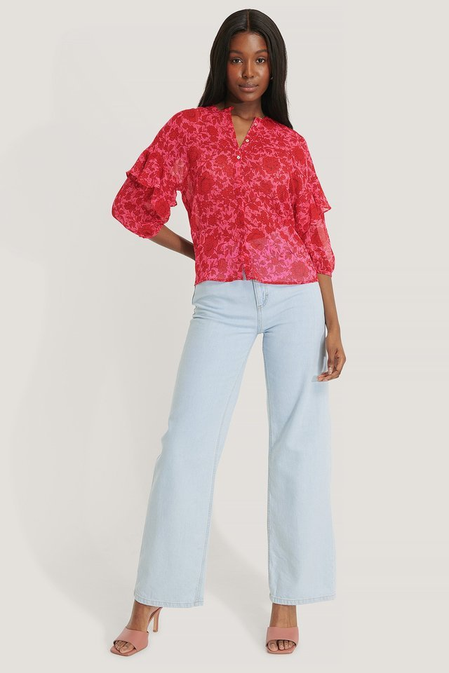 Otto Blouse Outfit.