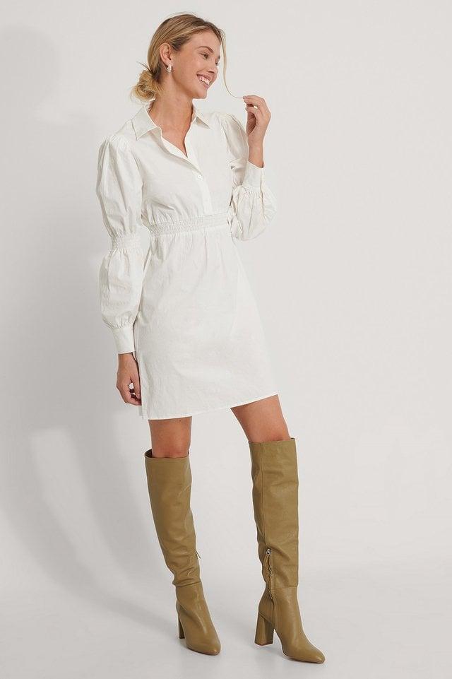 White Robe Chemise