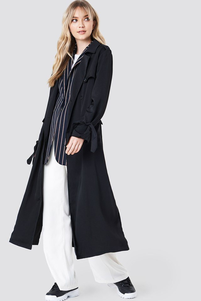 Trendy Trench Coat Outfit