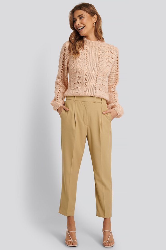 Melchor Trousers Outfit.