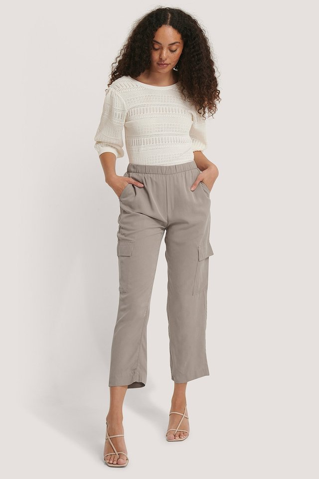 Saty Trousers Outfit.