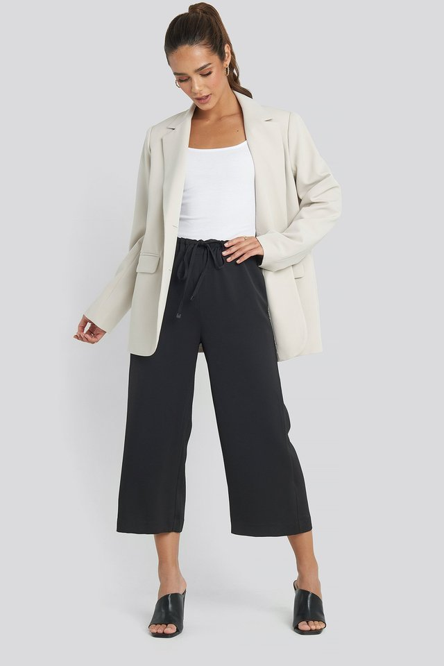 Easy Trousers Outfit.