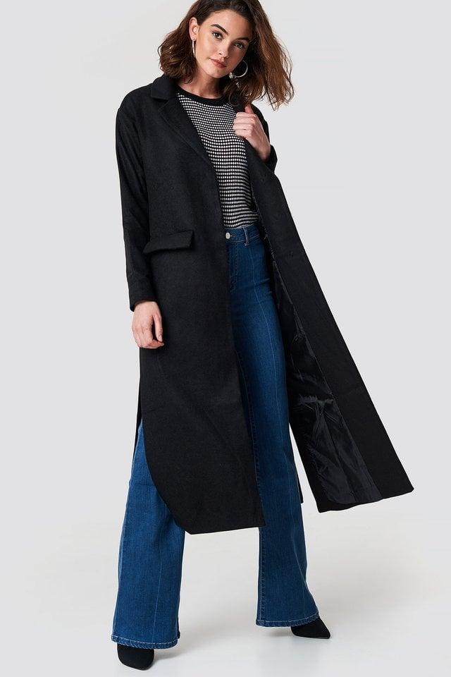 Dark Blue Jean Slim Bootcut