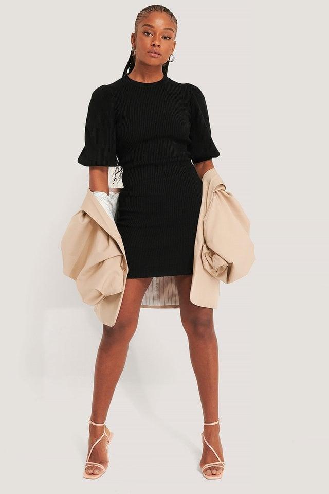 Halia Dress Outfit.