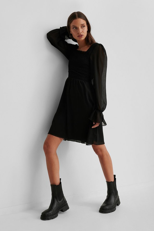 Giped Mini Dress