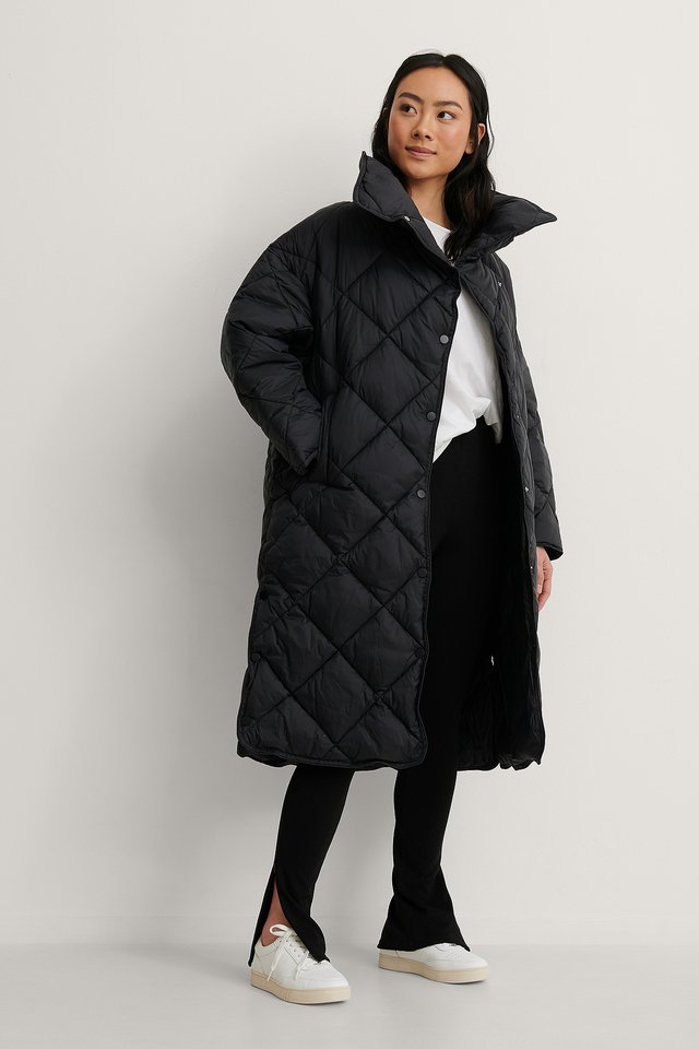 Croco Anorak Outfit
