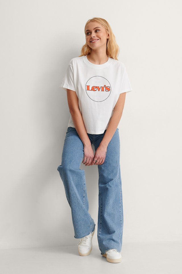 Levis Graphic Varisty Tee