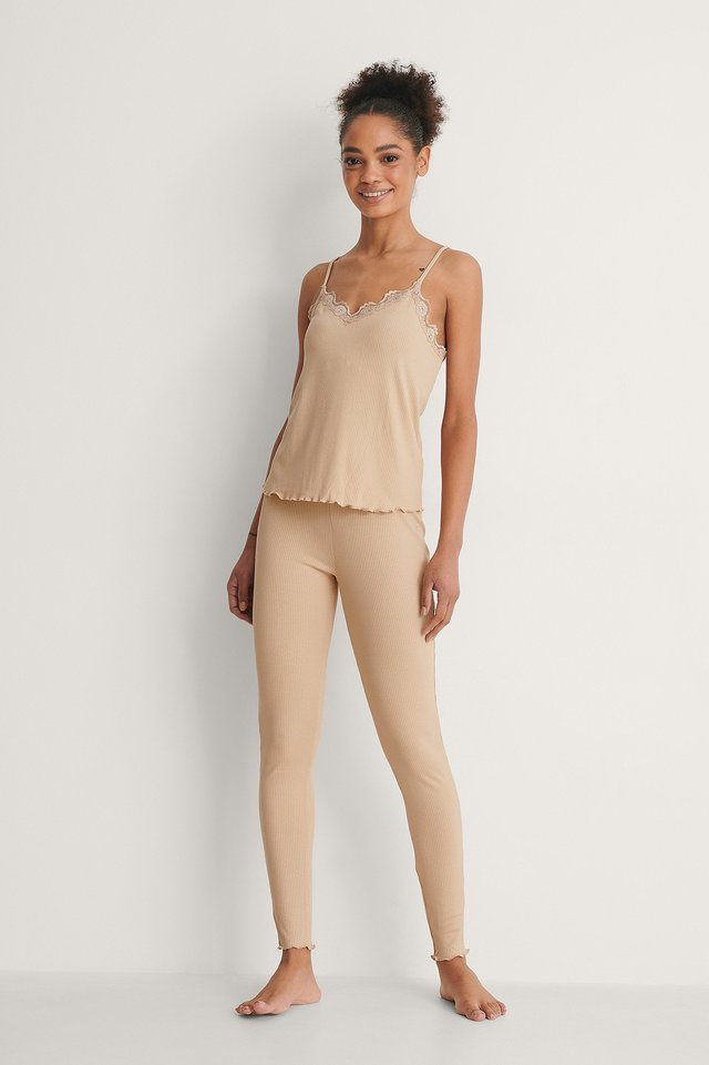 Recycled Babylock Loungewear Tights