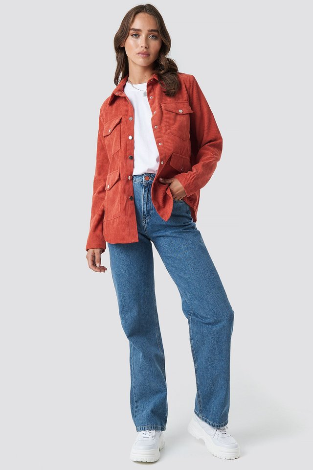 Corduroy Shirt Outfit