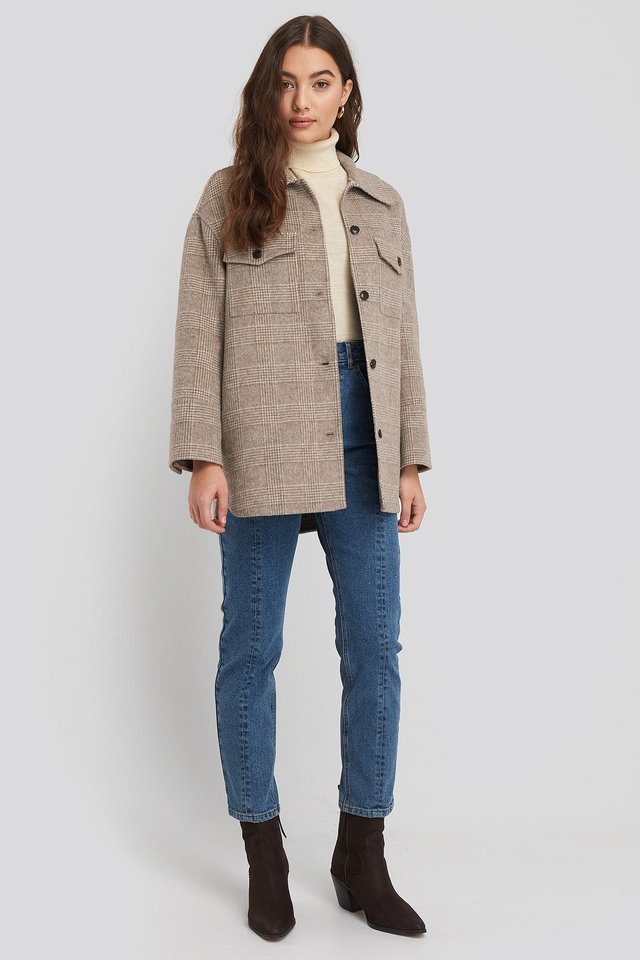 Doctor Jacket Multicolor Outfit