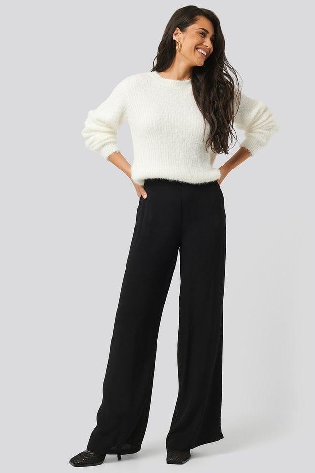 Wide Flowy Pants