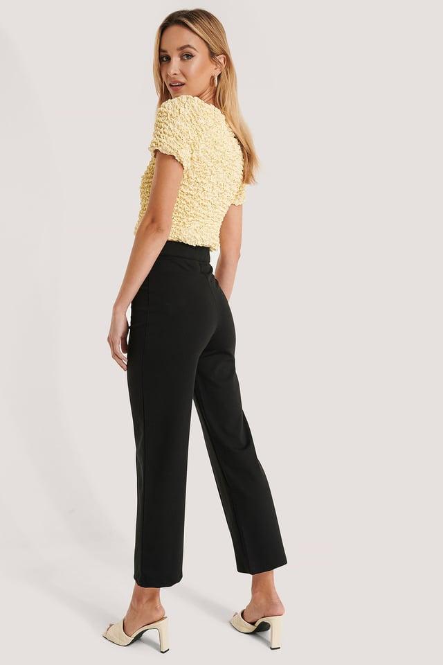 Front Seam Pants