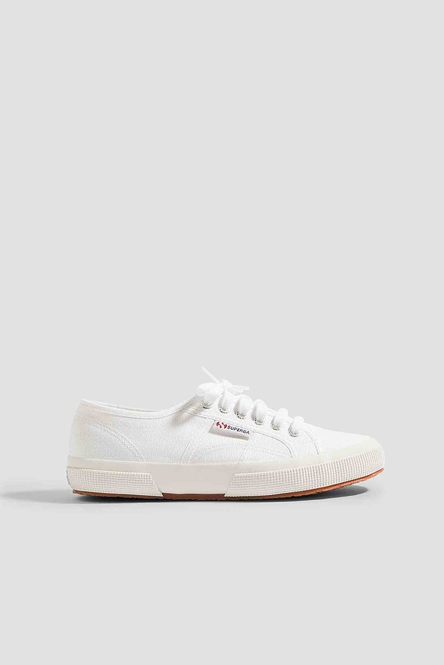 Baskets De Marque White