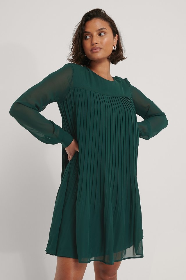 Robe Mini Carmen Green