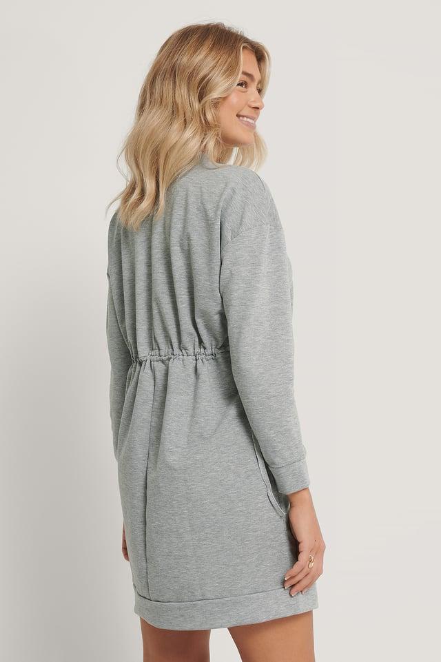 Robe Pull Gray