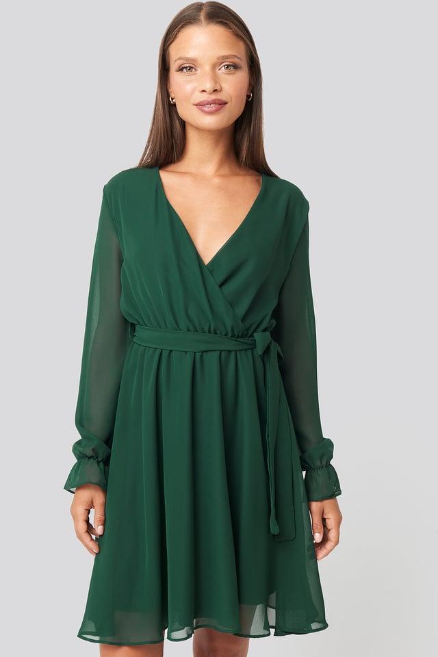 Robe Mini Emerald Green