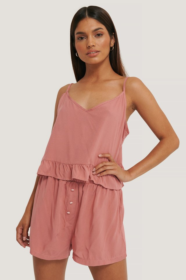 Vêtements De Nuit Dusty Rose